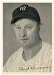 1947 New York Yankees Picture Pack Photos Dressen & Keller
