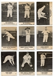 1947 Smiths Oakland Oaks Lot of 8 Different plus 1 Dupe
