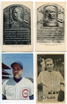 1930s-2014 Baseball HOFer Lot of 14 Different Items some Autographed