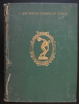 1928 Whos Who in American Sports Hardbound Book