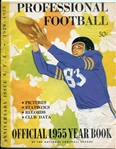 1955 Professional Football Yearbook