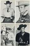 1950s Western Exhibit Cards Lot of Seven