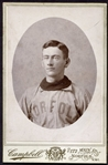 1890s Norfolk Baseball Player Cabinet Photo