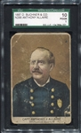N288 Police Inspectors & Fire Captains Anthony Allaire 11th Precinct New York SGC 10