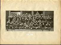 1903 Harvard Football Team Photo