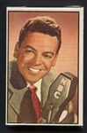 1953 Bowman NBC Television & Radio Stars Unopened Cello Pack