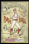 1918 Spaldings Base Ball Guide