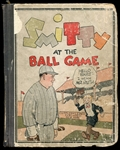 1929 Smitty at the Ball Game Babe Ruth Book