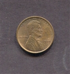 1909 Lincoln Cent AU/BU Brown Red
