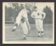 R421 Swell Babe Ruth Story #22 Charley Grimm & William Bendix Exmt