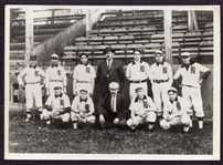 Circa 1920 Baseball Team Photograph