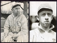 Lot of 3 Eddie Collins Photographs