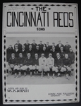 1919 Cincinnati Reds Song Sheet Music