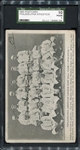 1905 Philadelphia Athletics Postcard SGC 10