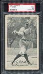 1921 Exhibits Ty Cobb PSA 3.5