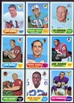 1968 Topps Football Lot of 15 EX-Exmt