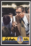 John Wooden UCLA Autographed Card