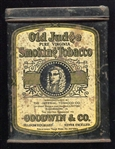 Old Judge Tobacco Tin