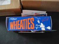 Tiger Woods Wheaties Golf Balls 2 Sleeves In Boxes