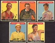 1933 Sport Kings Lot of 5 Different