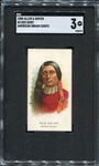 N2 1888 Allen & Ginters American Indian Chiefs Red Shirt SGC 3