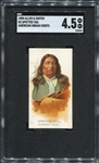 N2 1888 Allen & Ginters American Indian Chiefs Spotted Tail SGC 4.5
