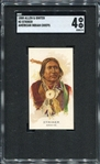 N2 1888 Allen & Ginters American Indian Chiefs Striker SGC 4