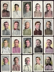 M116 Sporting Life Partial Set of 125 Different w/HOFers & Variations