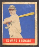 1948-49 Leaf #104 Ed Stewart Washington SP