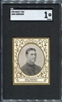 T204 Anderson Chicago White Sox SGC 1