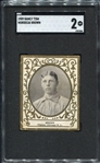 T204 Brown Chicago Cubs SGC 2